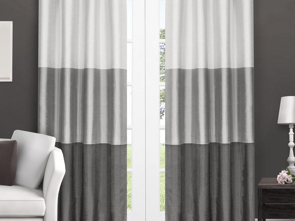 پرده مدرن اتاق پذیرایی