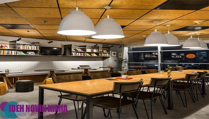 انتخاب سقف کاذب برای آشپزخانه