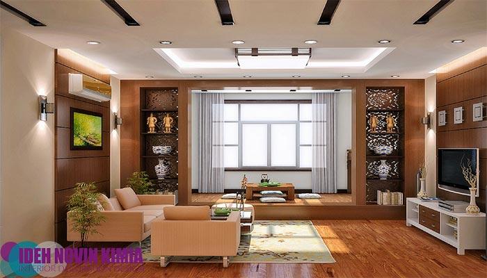 روش-اجرا-سقف-کاذب-در-معماری-ساختمان